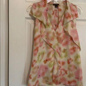 Ann Taylor blouse Size 4